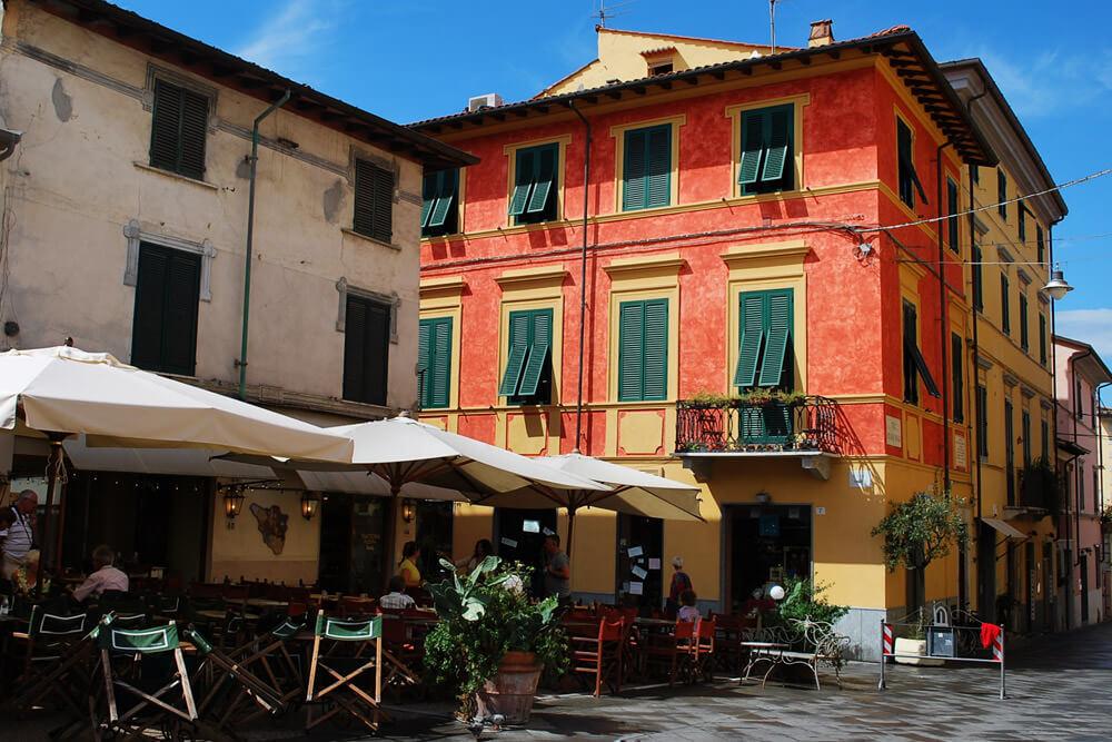Yoga in Italy Excursion to Pietrasanta Artist Village Versilia Lucca Tuscany