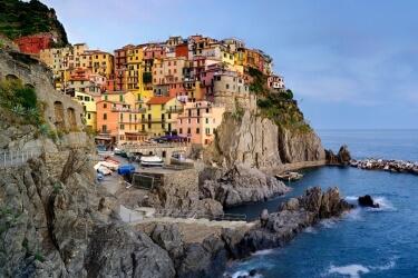 Yoga in Italy Excursion - Cinque Terre