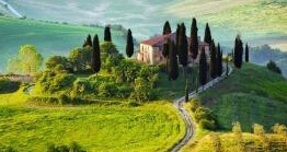 Yoga Retreat in Tuscany with Keri Lincoln Yoga