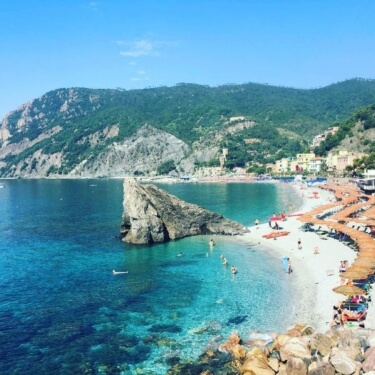 Yoga in Italy Cinque Terre Excursion Monterosso