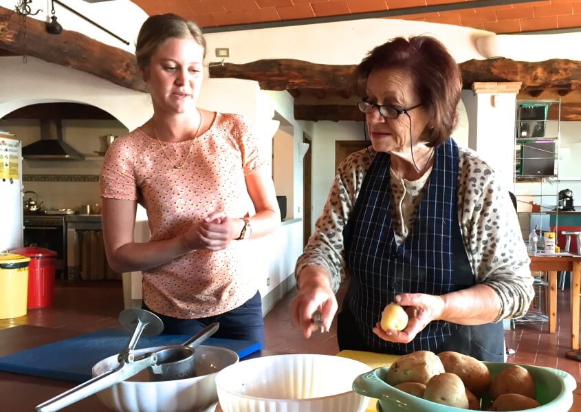Yoga Holiday Cooking Class