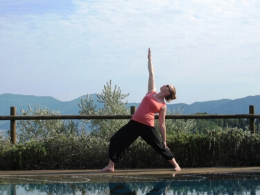 Yoga Retreat Tuscany June 2017 Kyra Kubrak + Andrea Jones