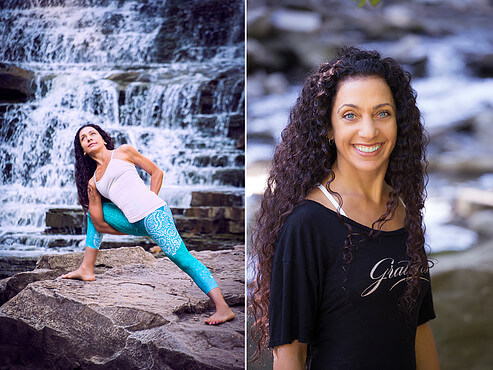 Elda Giardetti Tuscany Yoga Retreat 2017