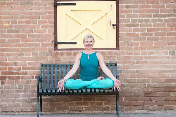 Angie-Hall Yoga Retreat Tuscany July 7 - 14, 2018