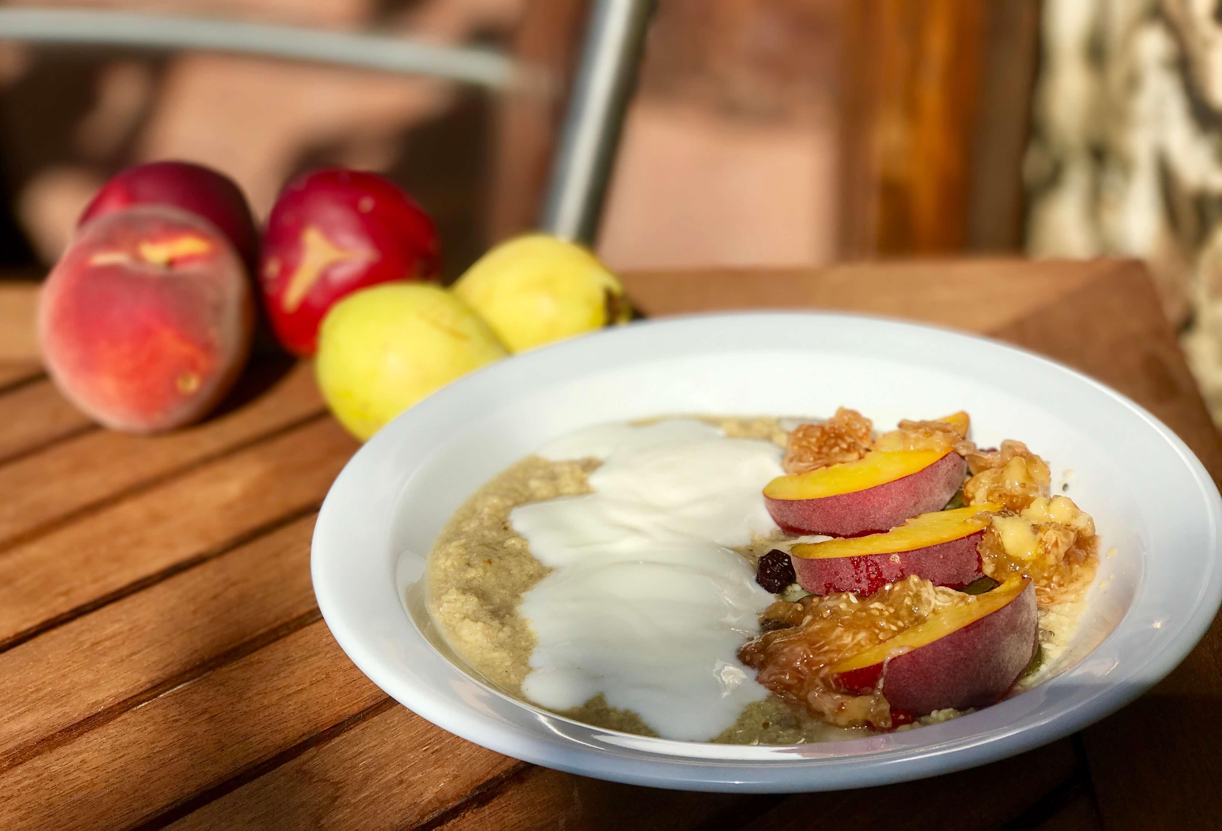 Breakfast - Nutritious Amaranth Porridge