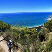 Yoga in Italy Excursion - Hiking Levanto to Monterosso