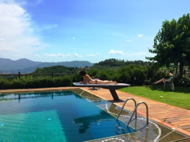 Keri Lincoln Retreat in Tuscany From September 8 - 15, 2018