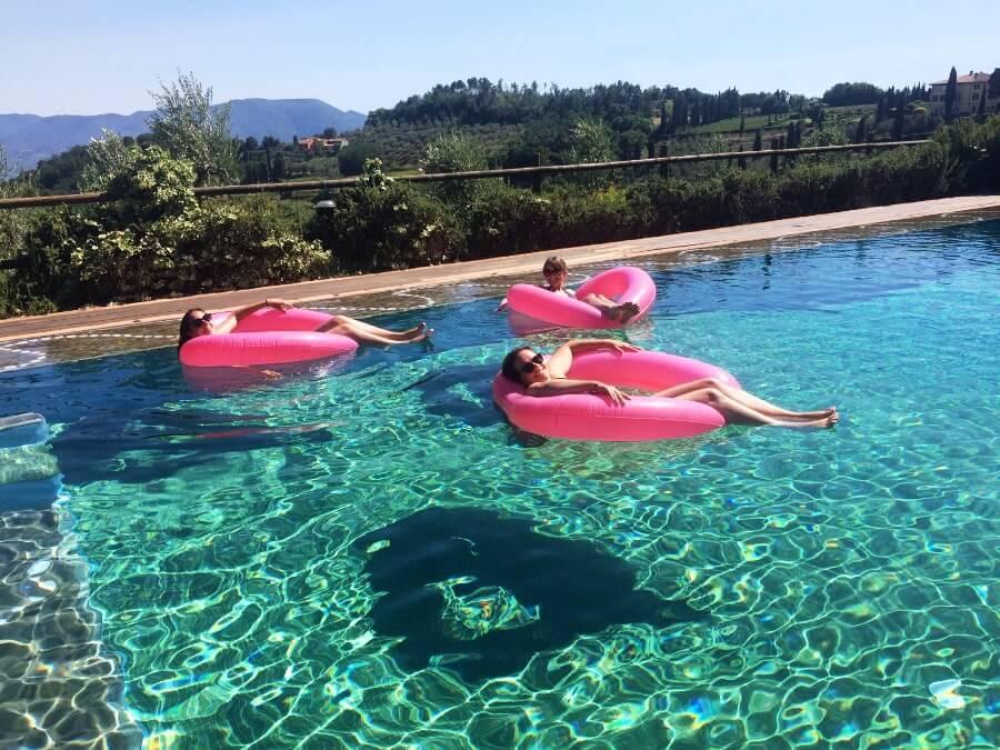 Borghino - Pool Time