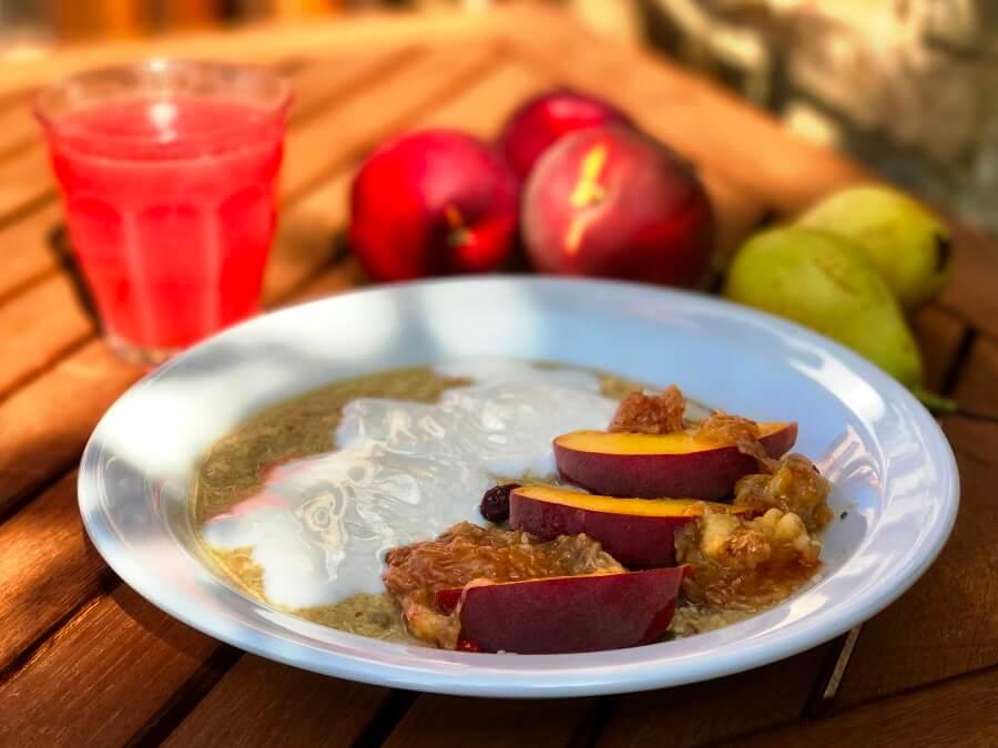 Breakfast - Amaranth Porridge