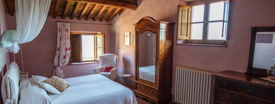 Borghino I Nespoli - Rosa - Twin beds or Double