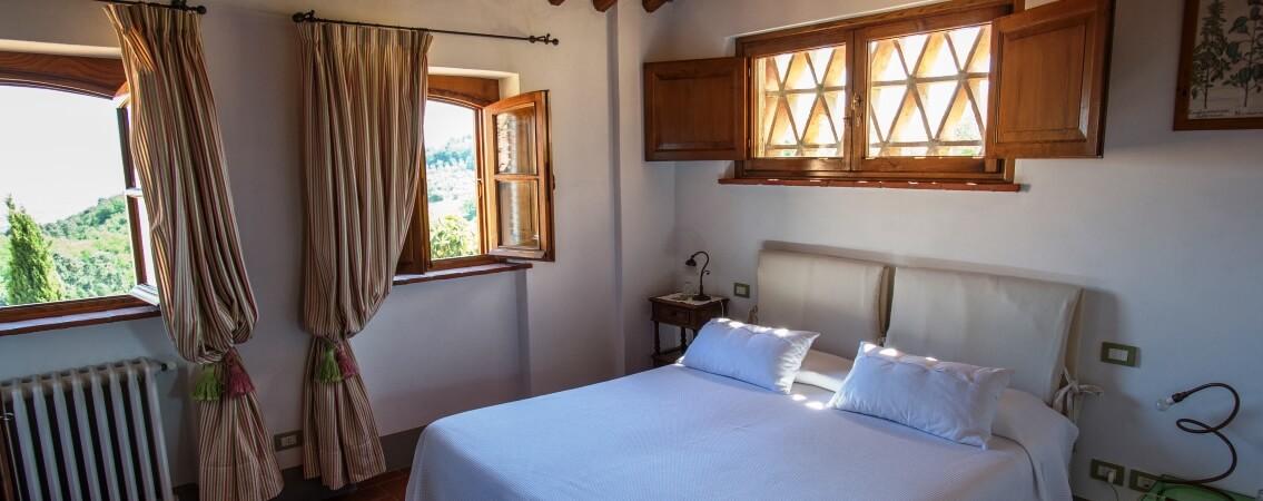 Borghino Melograno - Verde - Twin beds or Double