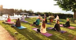 Sweetbay Yoga Retreat in Tuscany with Laurel Goeke May 2021