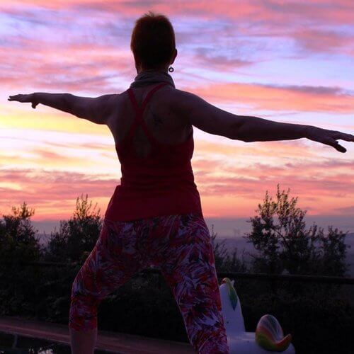 Tomme Fent Yoga Retreat in Tuscany from May 25 - June 1, 2019