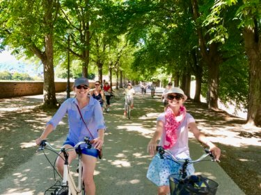 Lucca Bike and Walking Tour with Federico Grabau