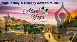 Cathy Daley Retreat in Tuscany May 2021