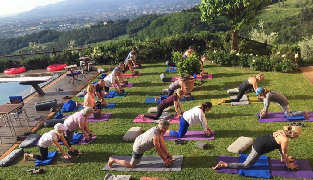 Tuscany Yoga Retreat April 2021 Becca Herrington Jody Dougherty Yoga In Italy