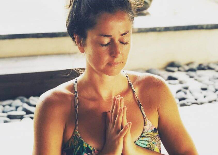 Yoga Retreat Italy - Kathleen Pizzello + Chrissy Vaccaro June 20 - 27, 2020