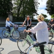 Bike and Walking Cultural Tour of Lucca