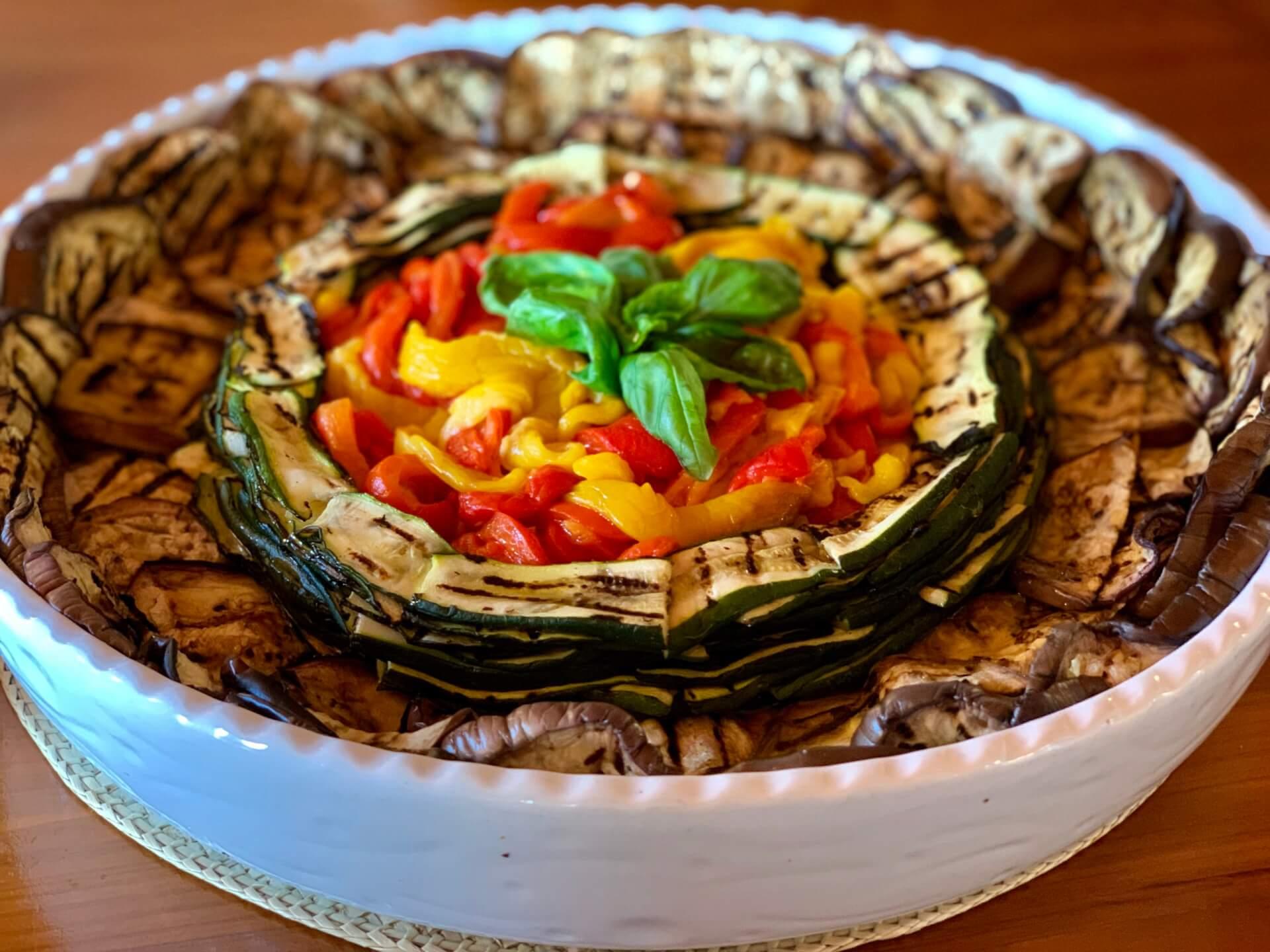 Delicious Vegetarian Food