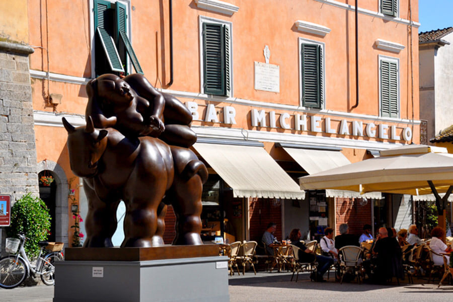Yoga in Italy - Guided Tours in Pietrasanta