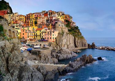 Yoga in Italy Excursion - Cinque Terre. Yoga Retreat Italy
